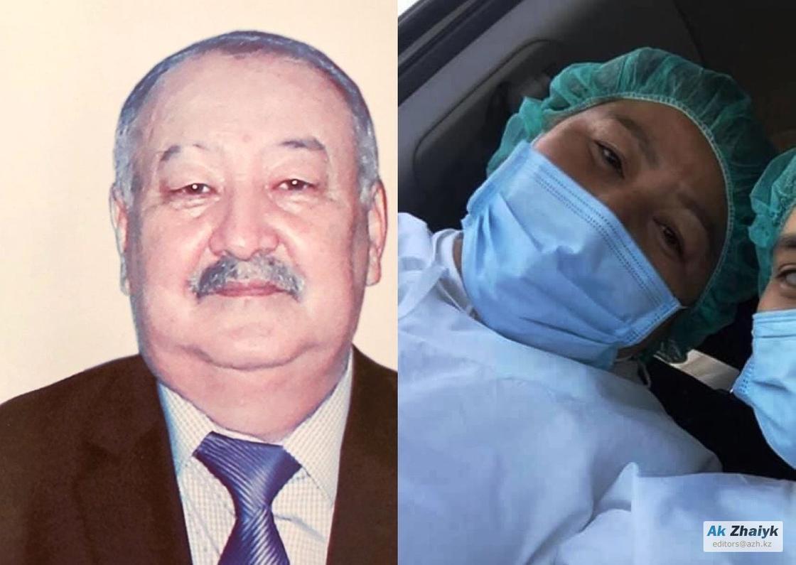 В Атырау от коронавируса умерли фельдшер и врач-инфекционист