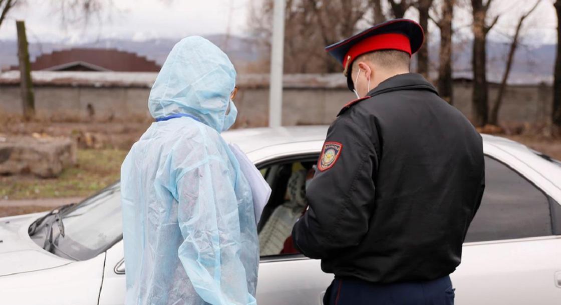 47 возможно больных коронавирусом граждан ищут в Казахстане