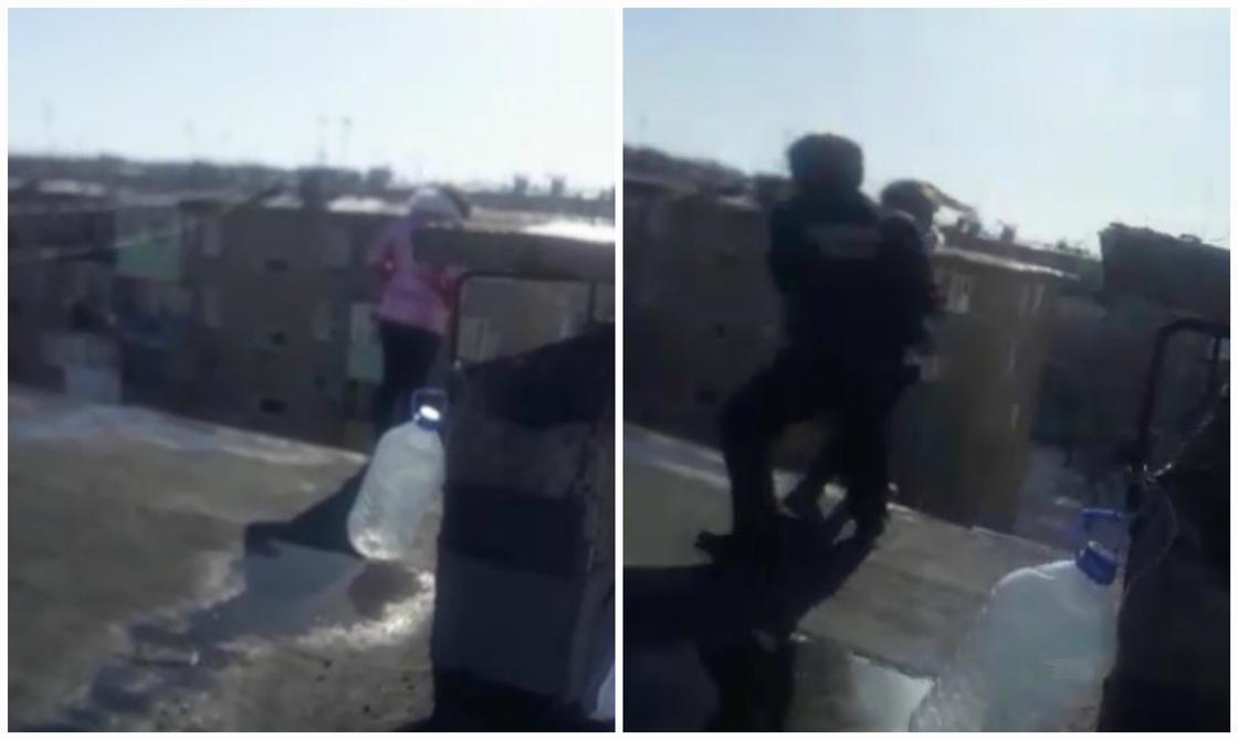 """""""Отстаньте от меня все"""": школьница пыталась совершить самоубийство в Шахтинске (видео)"""