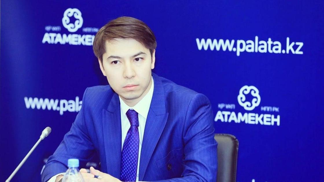 Асланбек Жақыпов. Фото: neonomad.kz