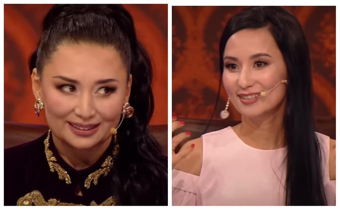"""""""Как близнецы"""": Сестра Мадины Садвакасовой поразила публику"""
