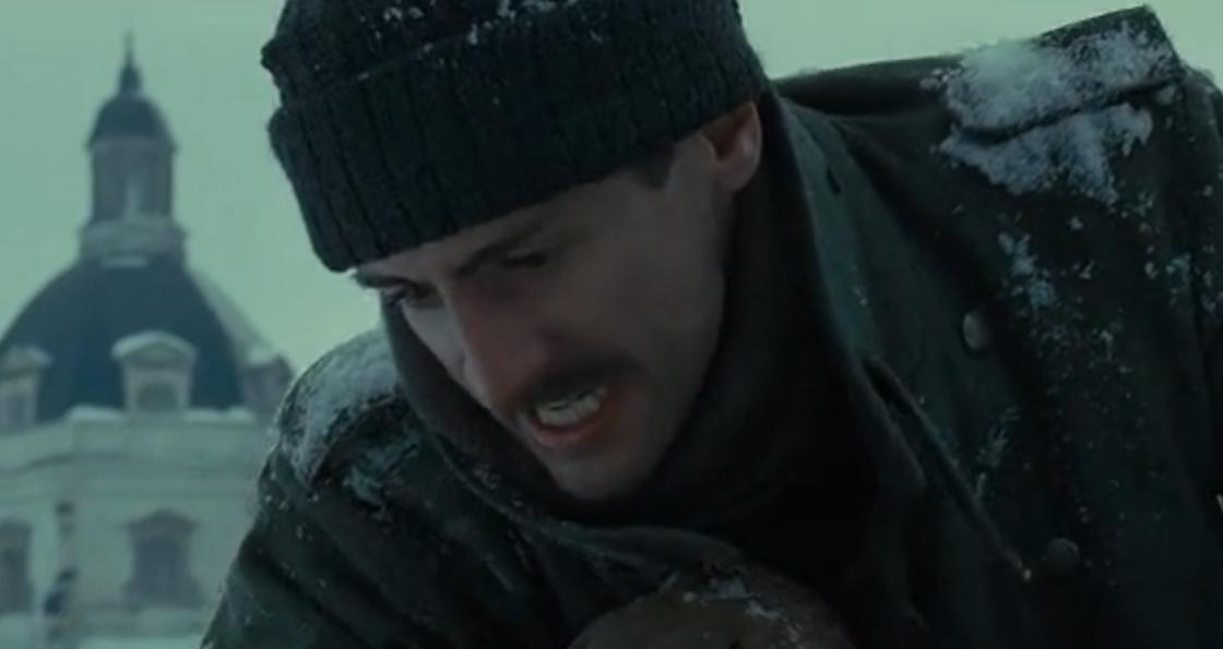 Лучшие военные фильмы: «Ледяное молчание»