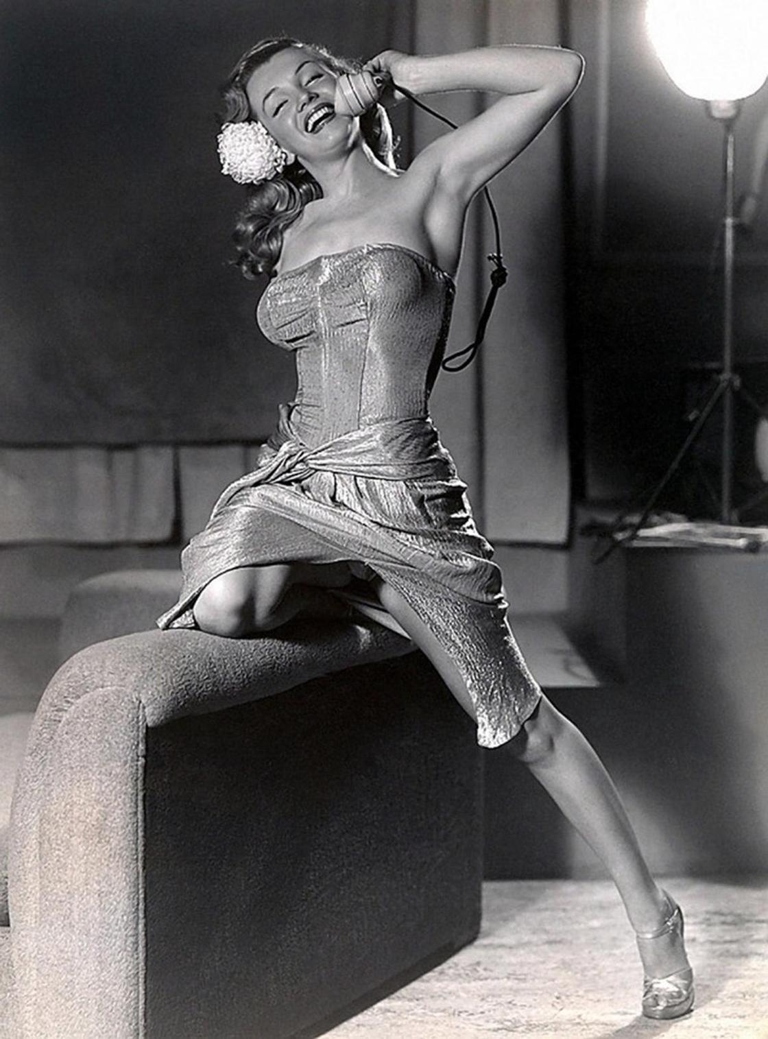 Мэрилин Монро. Фото:bigpicture.ru