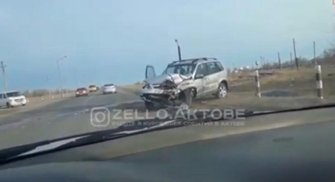 Видеодан кадр: instagram.com/zello.aktobe