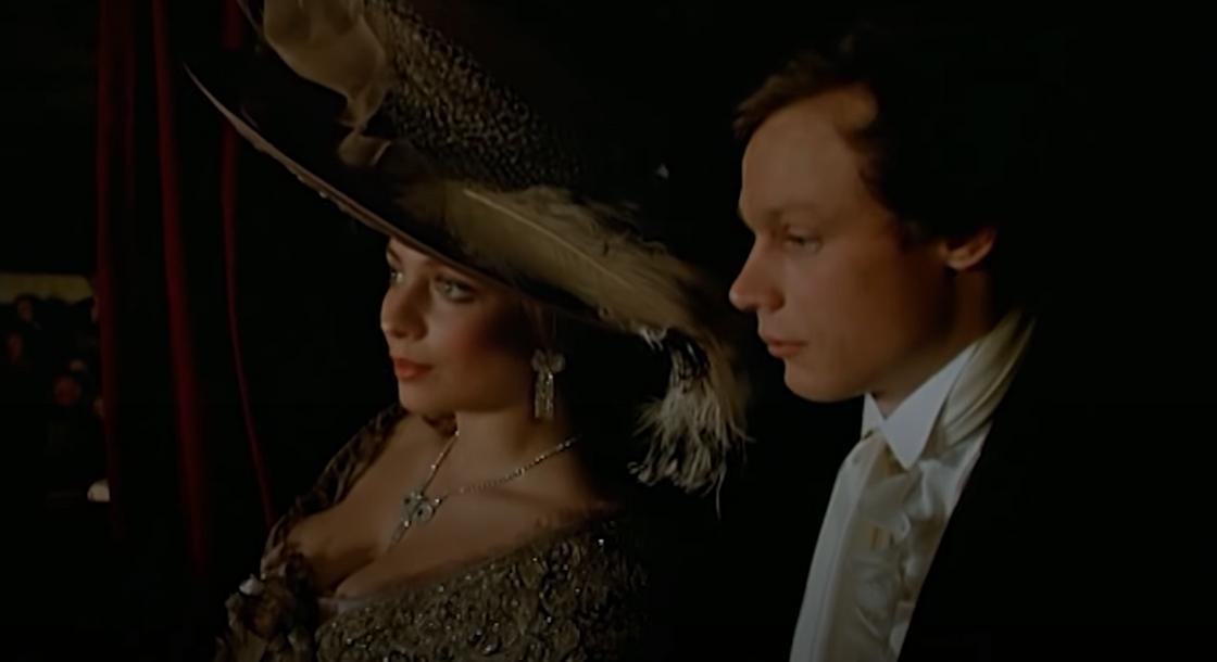 Кадр из фильма «Поездка в Висбаден» (1989)