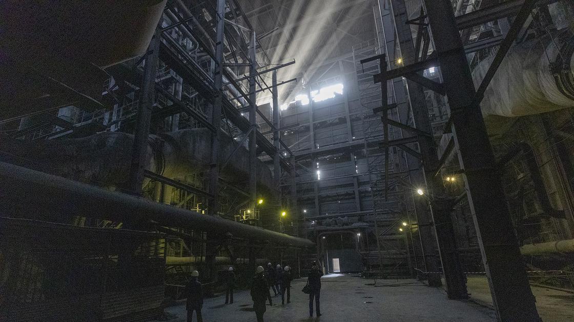 ТЭЦ-2 в Алматы