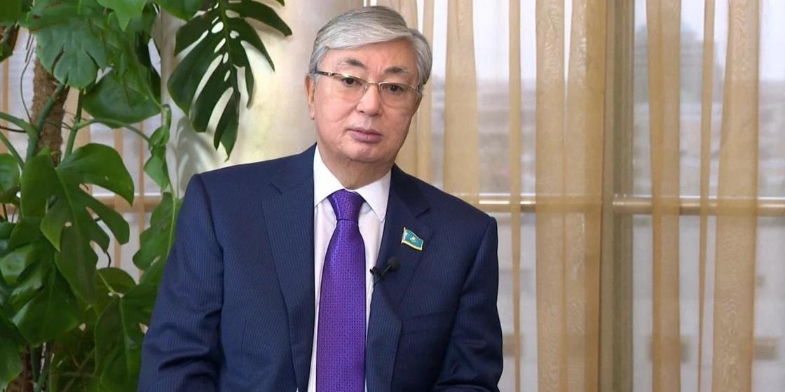 Касым-Жомарт Токаев стал Президентом Казахстана