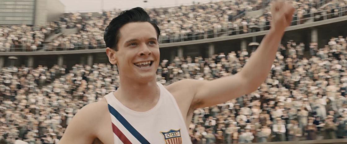 Кадр из фильма «Несломленный»