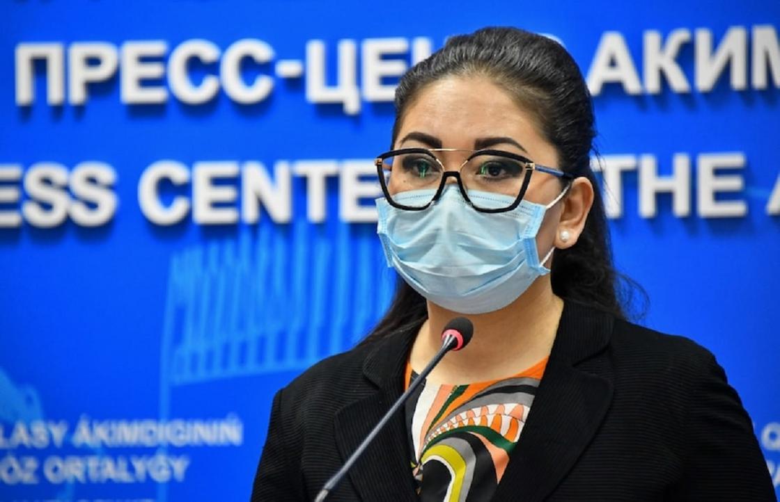 Главный санврач Алматы не могла выписать себе премию, заявили в МЗ
