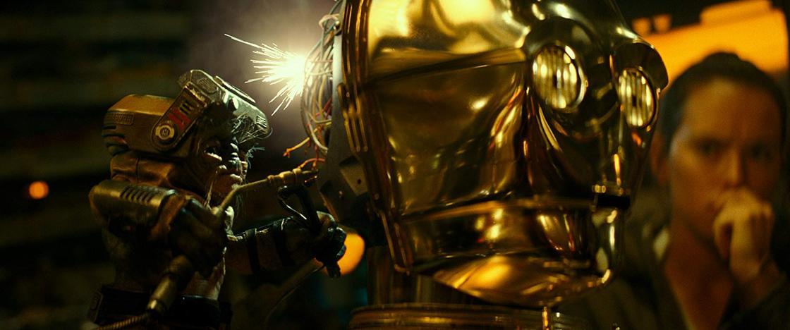 «Звездные войны: Скайуокер. Восход»: сценарий