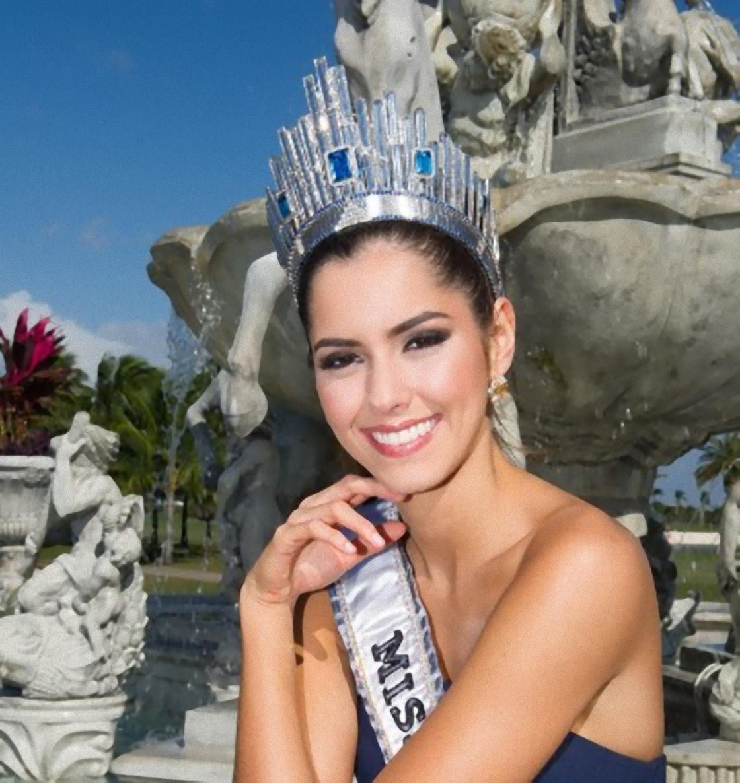 Мисс Вселенная 2014 Паулина Вега