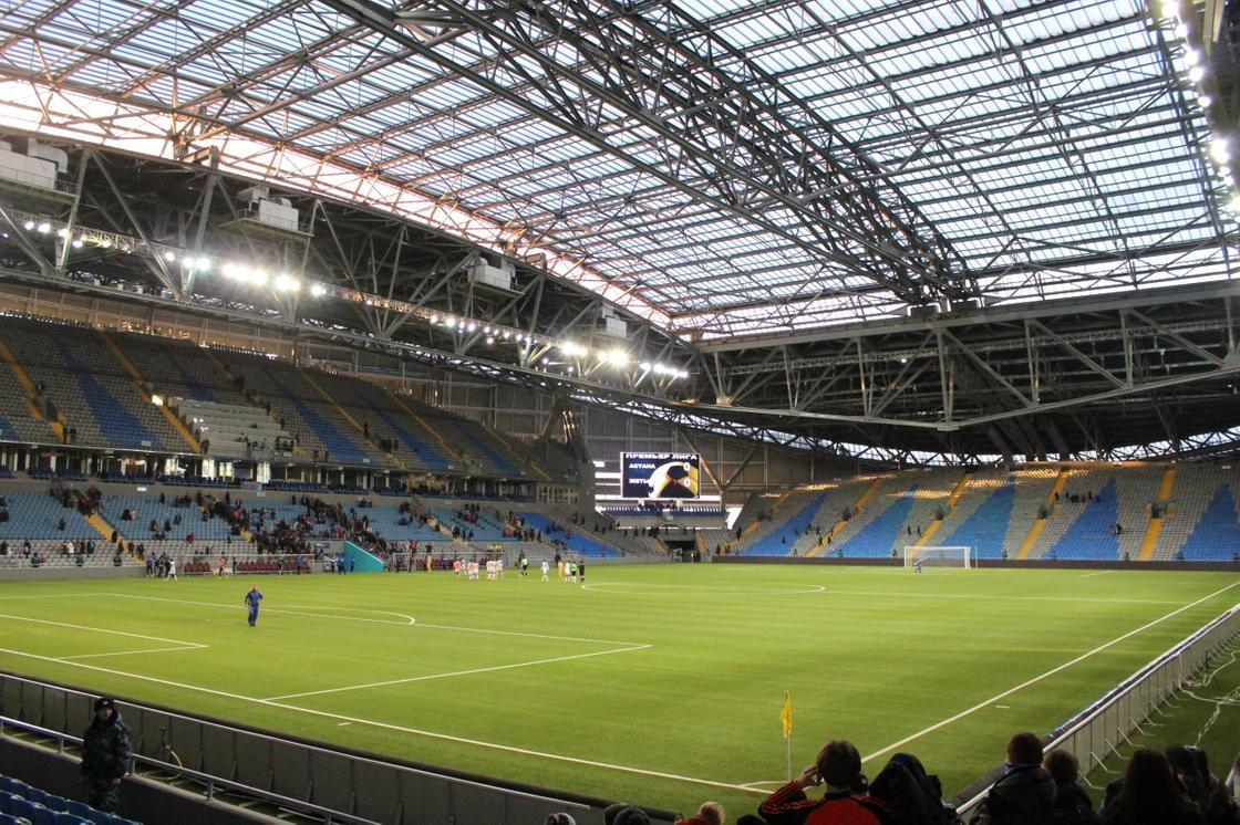 «Астана Арена»