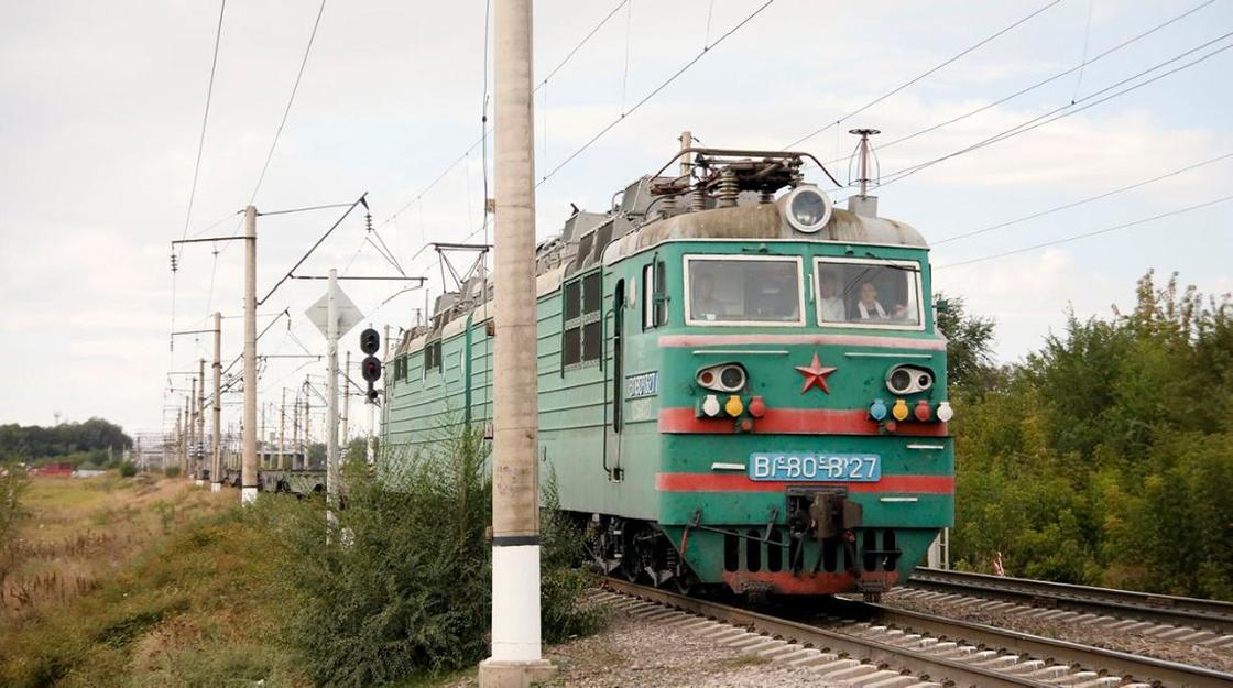 Пассажирка родила в поезде по пути в Алматы