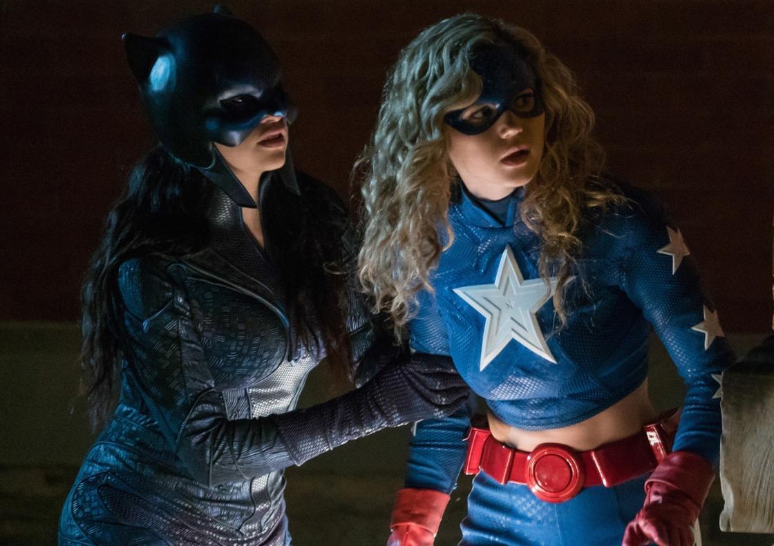 Кадр из сериала «Старгёрл»