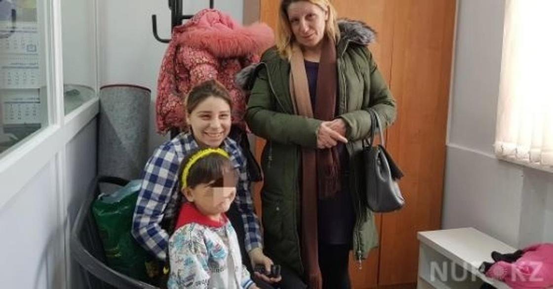 Семейная драма 5-летней Асемгуль получила продолжение в Актобе