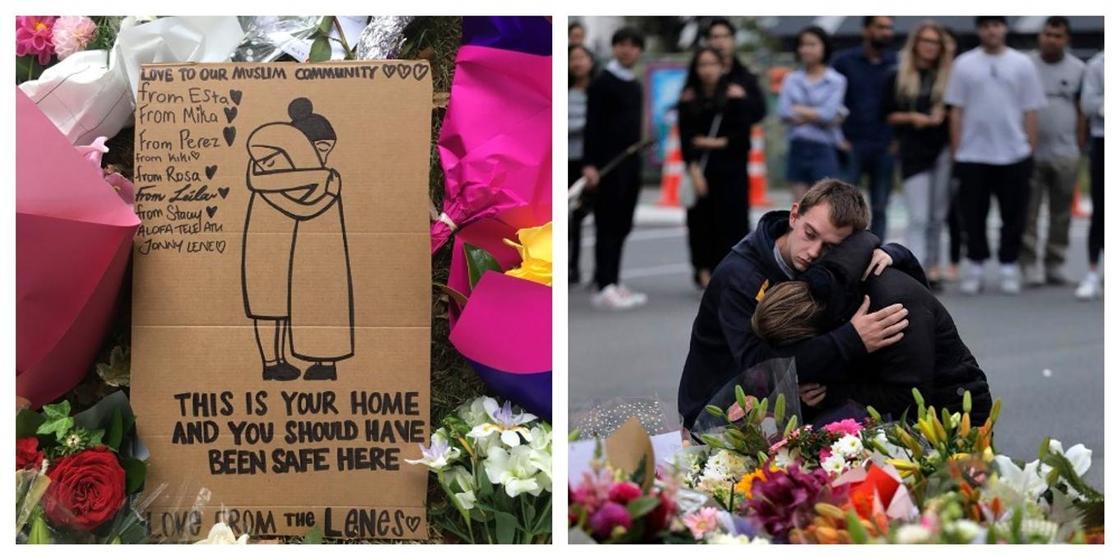 Бойня в мечетях в Новой Зеландии: женщина погибла, спасая мужа-инвалида