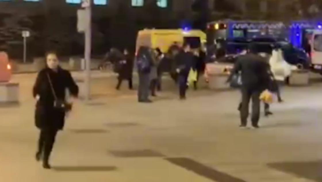 Раскрыта личность предполагаемого стрелка, открывшего огонь у здания ФСБ в Москве