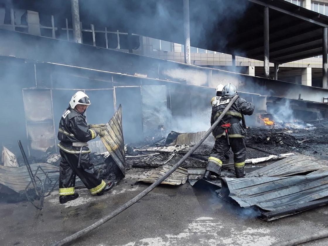 Фото: Шымкент қалалық ТЖД