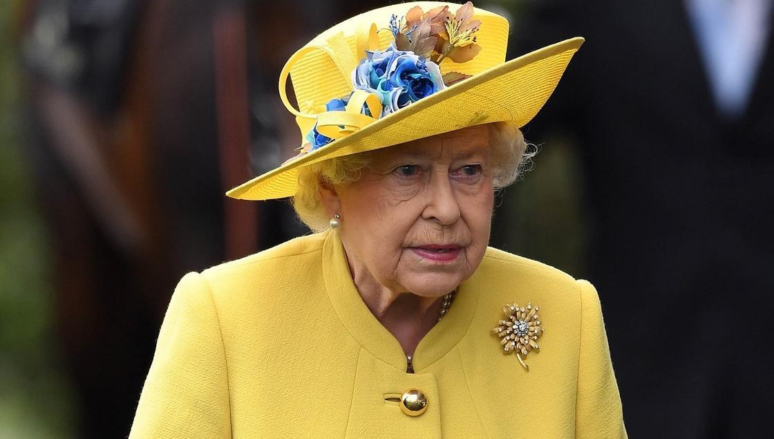 Елизавета II поздравила Назарбаева и казахстанцев с Днем Независимости