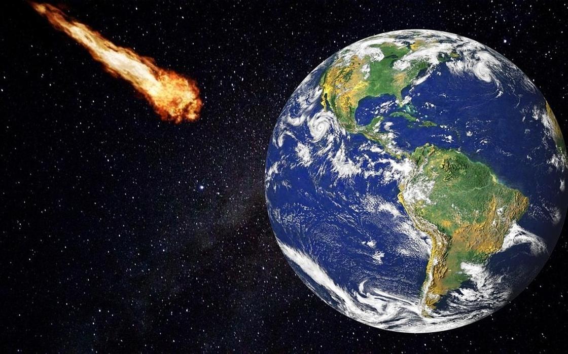 НАСА предупредило о приближении крупного астероида к Земле
