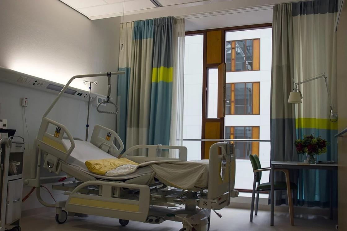 Один человек умер от коронавируса в Шымкенте