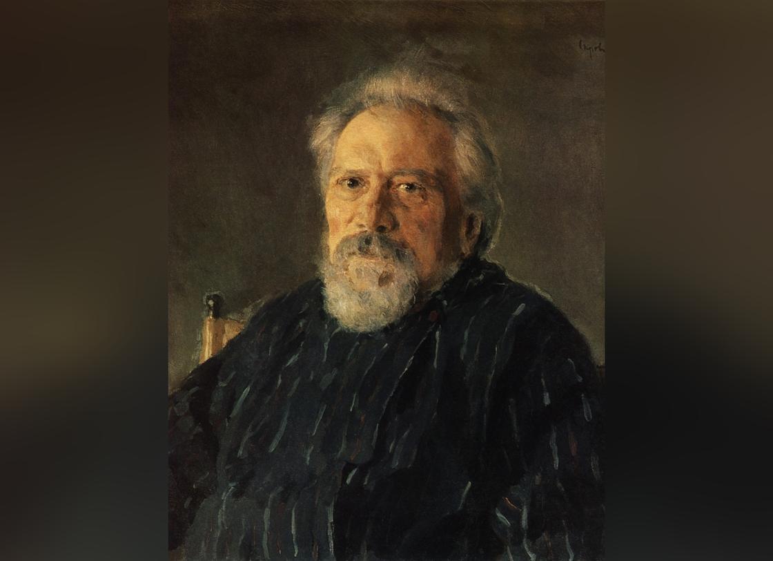 Николай Лесков. Портрет