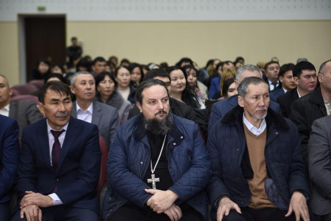 Фото: Шымкент қаласының әкімдігі