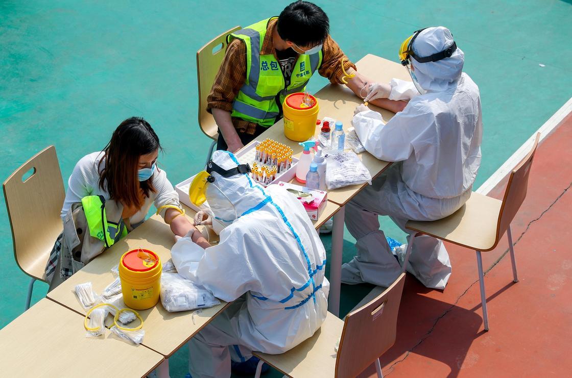 Число зараженных коронавирусом во всем мире приблизилось к 1,5 млн человек