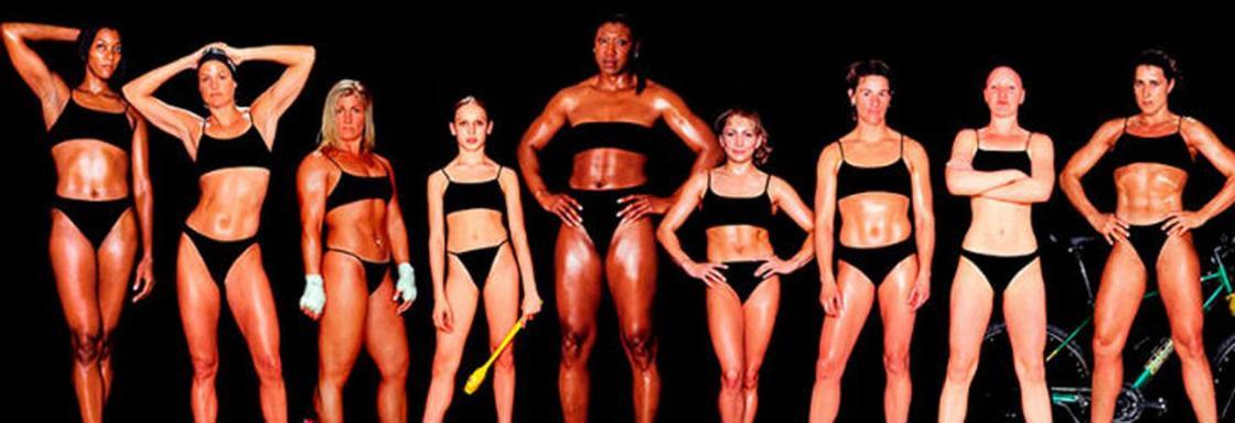 Как выглядят тела олимпийских спортсменов в зависимости от вида спорта