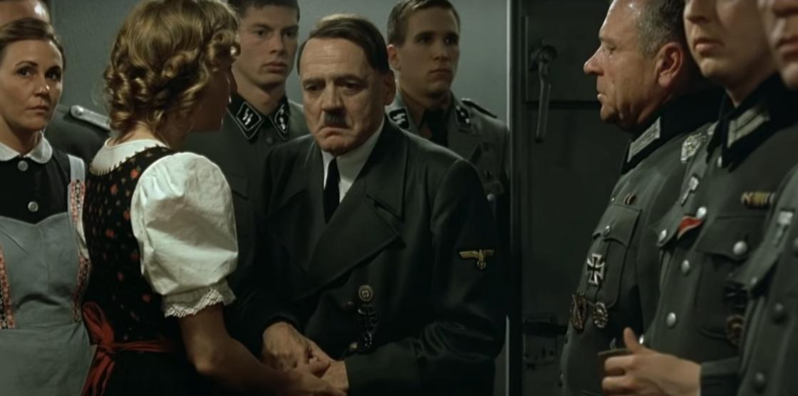 Лучшие военные фильмы: Бункер