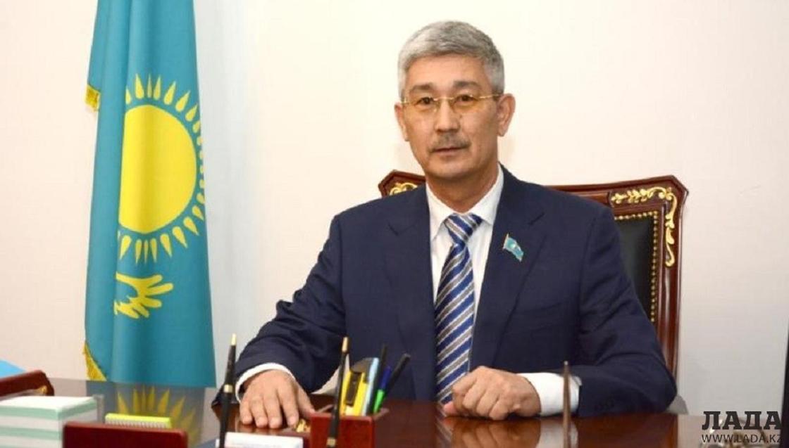 Серикбай Трумов назначен акимом Мангистауской области