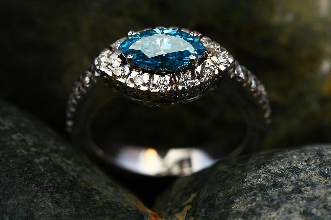 Потерянное кольцо вернулось к женщине через 44 года