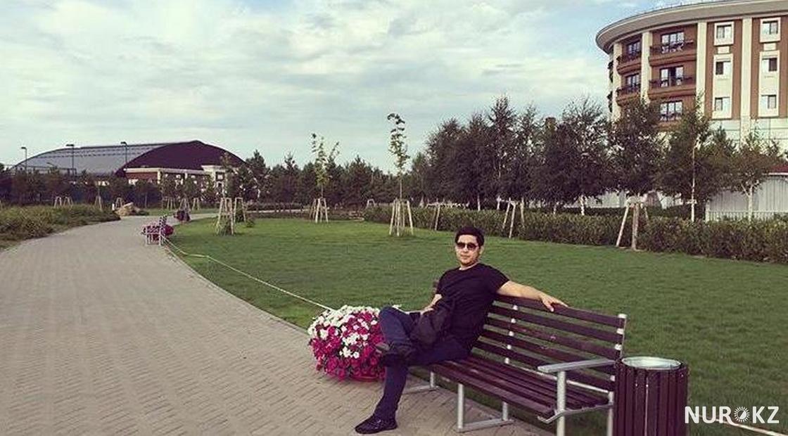 Фото Бекжан Нәлібаевтың жеке мұрағатынан алынды
