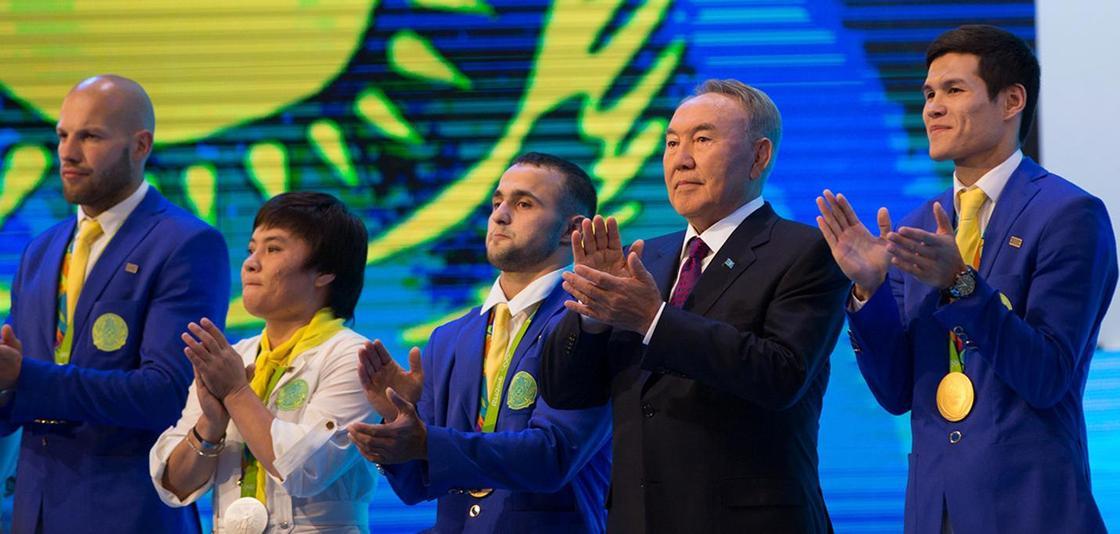 Отандық спортшылар Нұрсұлтан Назарбаевқа үндеу жолдады