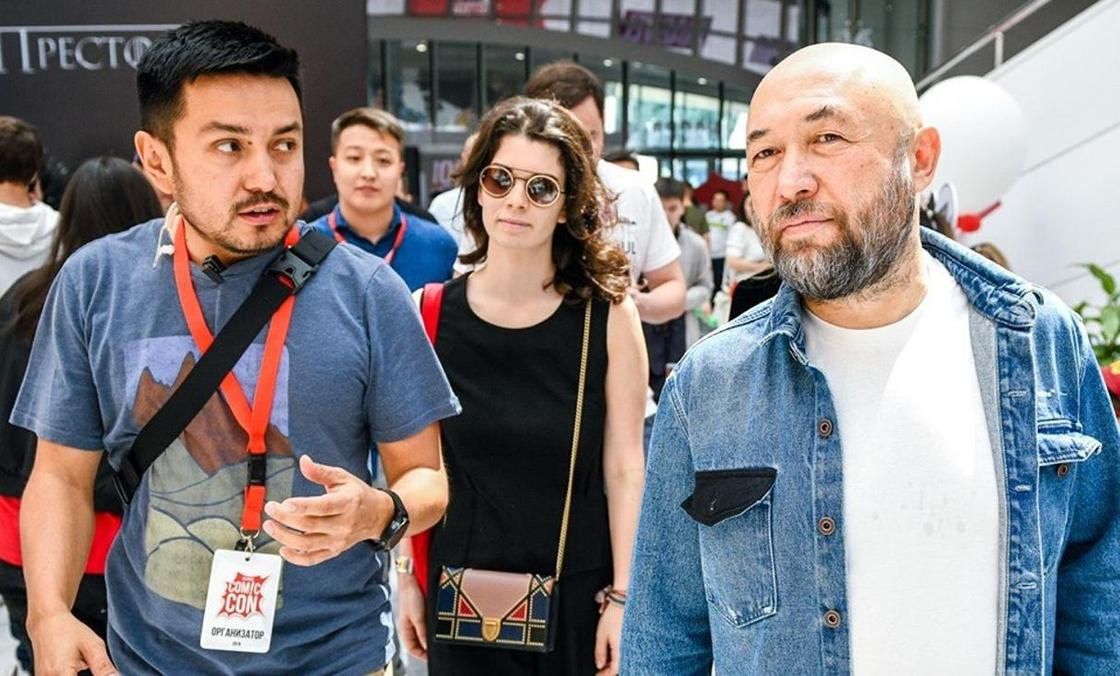 Тимур Бекмамбетов станет продюсером двух казахстанских кинопроектов