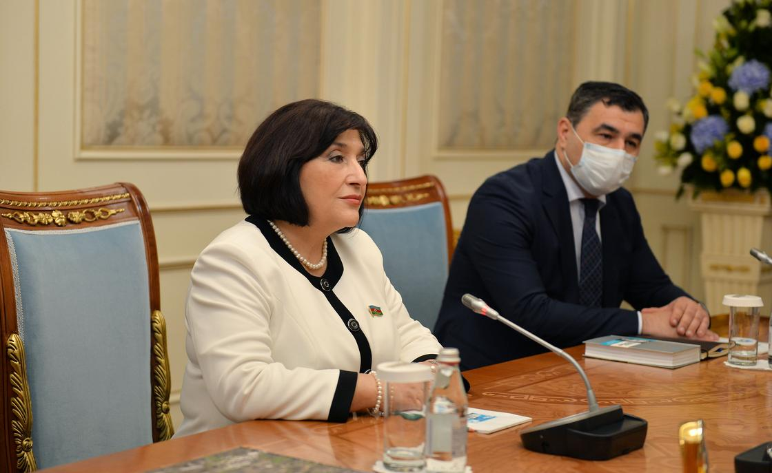 Сагиба Гафарова