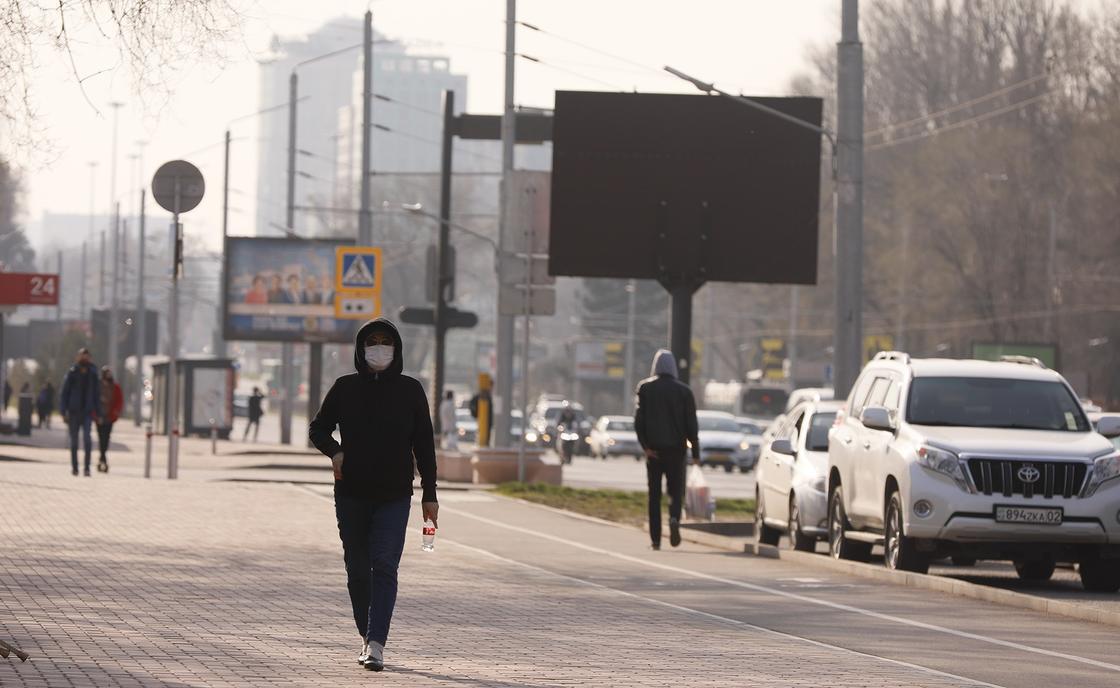 Абаев об ослаблении карантина: Мы не можем массово выходить на улицу