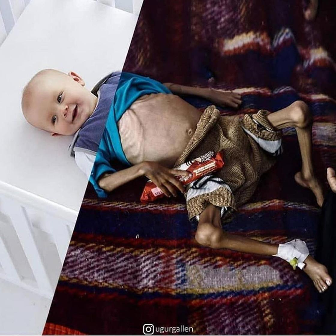 Шoкирующие работы турецкого фотографа показали чудовищные контрасты нашего мира