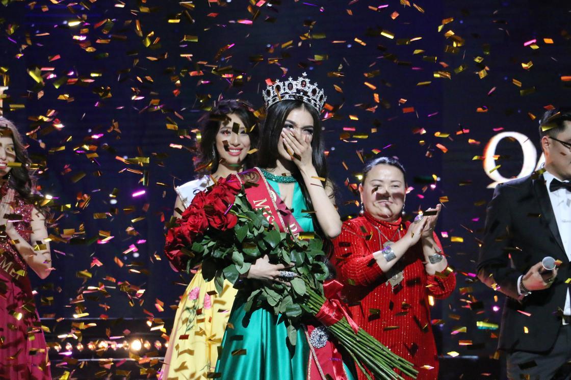 """""""Мисс Қазақстан-2019"""". Фото: NUR.KZ/Алена Бутенко"""