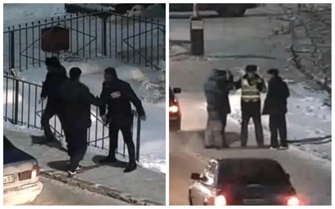 Мужчину порезали ножом на вокзале в Нур-Султане