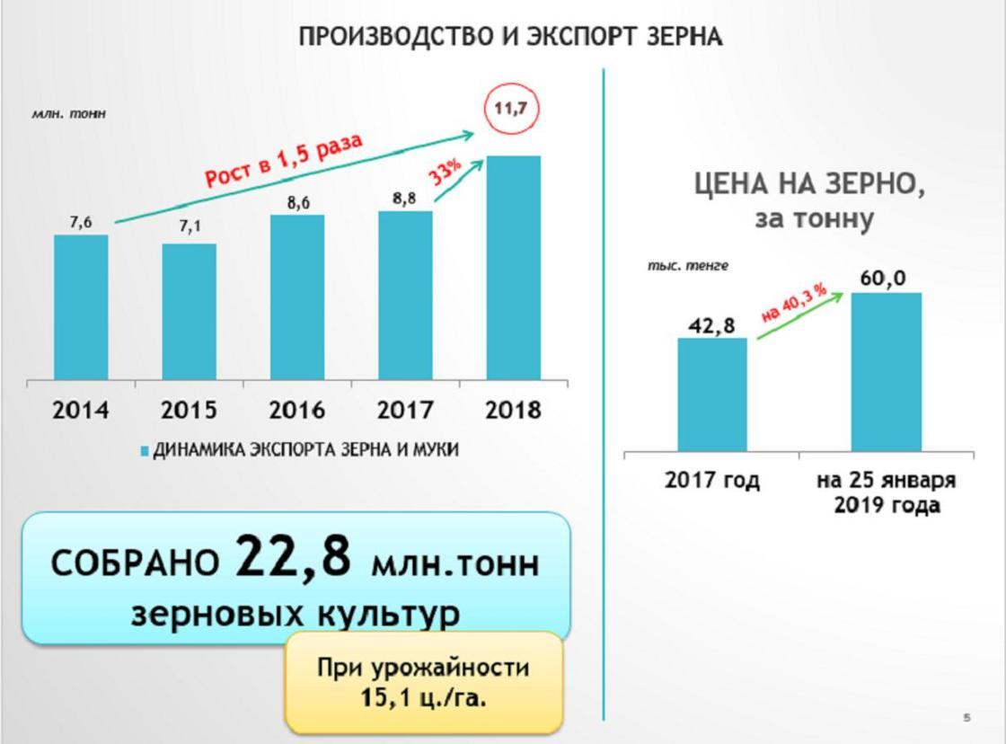 МСХ: итоги 2018 года и задачи на 2019-ый