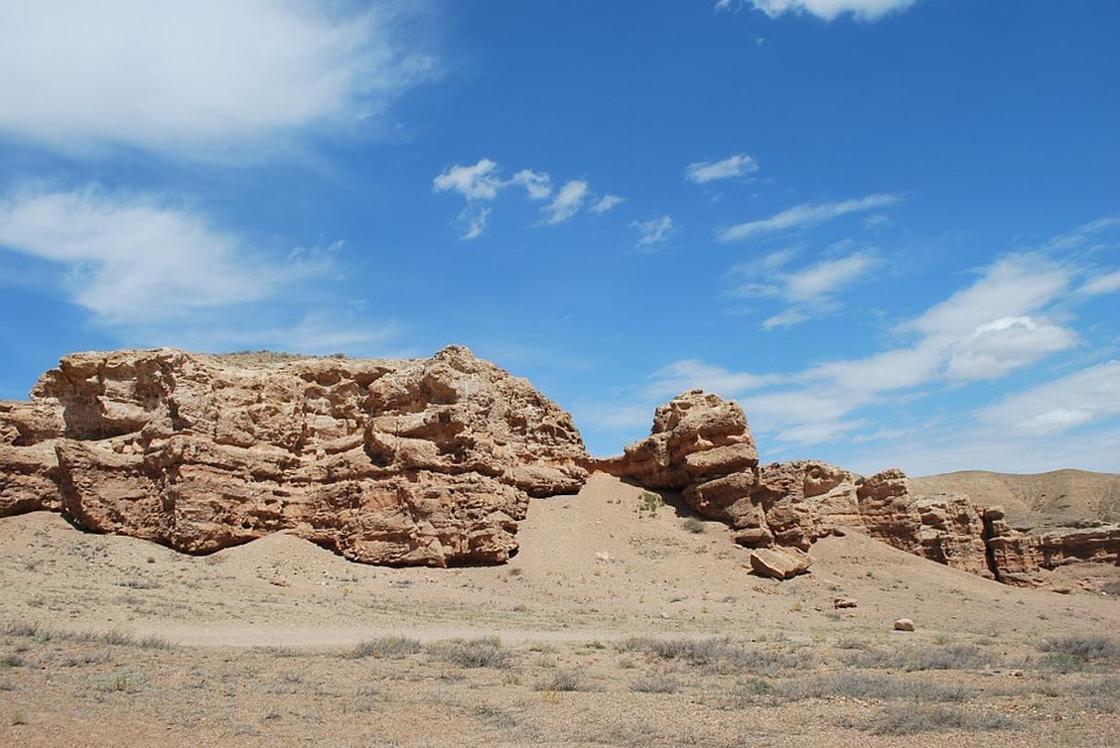 Чарынский каньон: как доехать, на что обратить внимание
