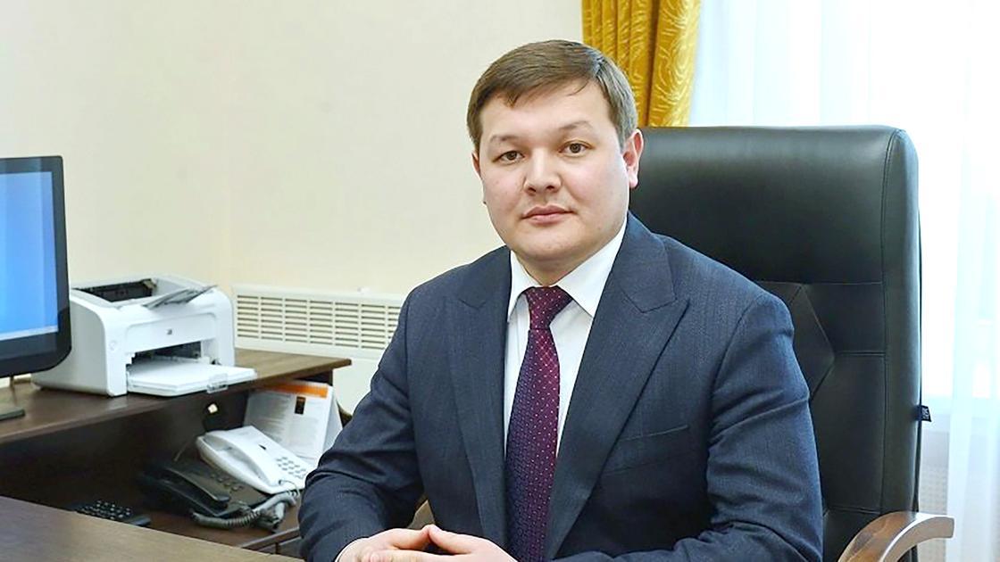 Асхат Оралов. Фото: primeminister.kz