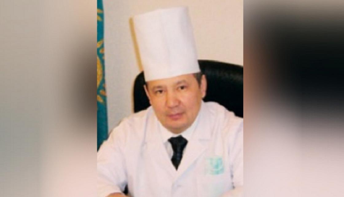 Қалихан Қозбағаров. Фото: diapazon.kz