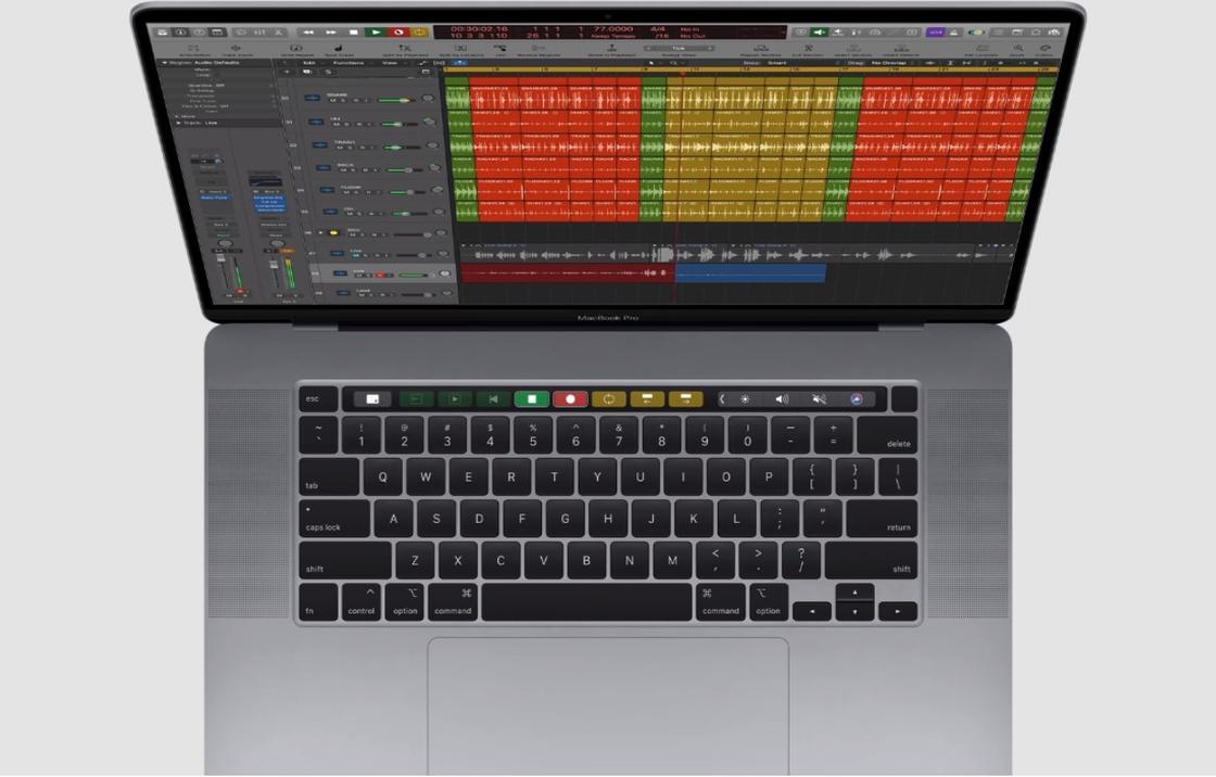 Новый 16-дюймовый MacBook Pro представили в Apple (фото)