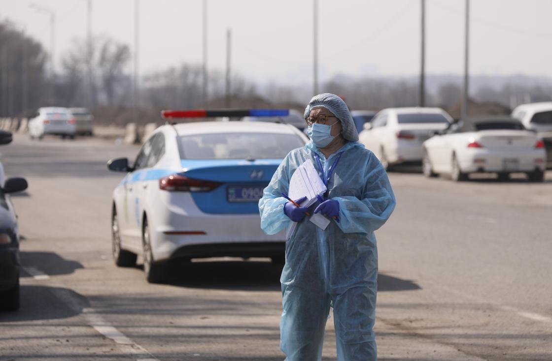 Еще 4 случая заражения коронавирусом выявили в Казахстане