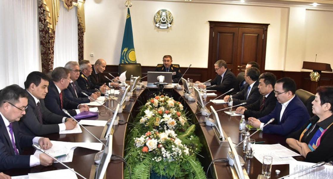Нового председателя избрали в Общественном совете МВД