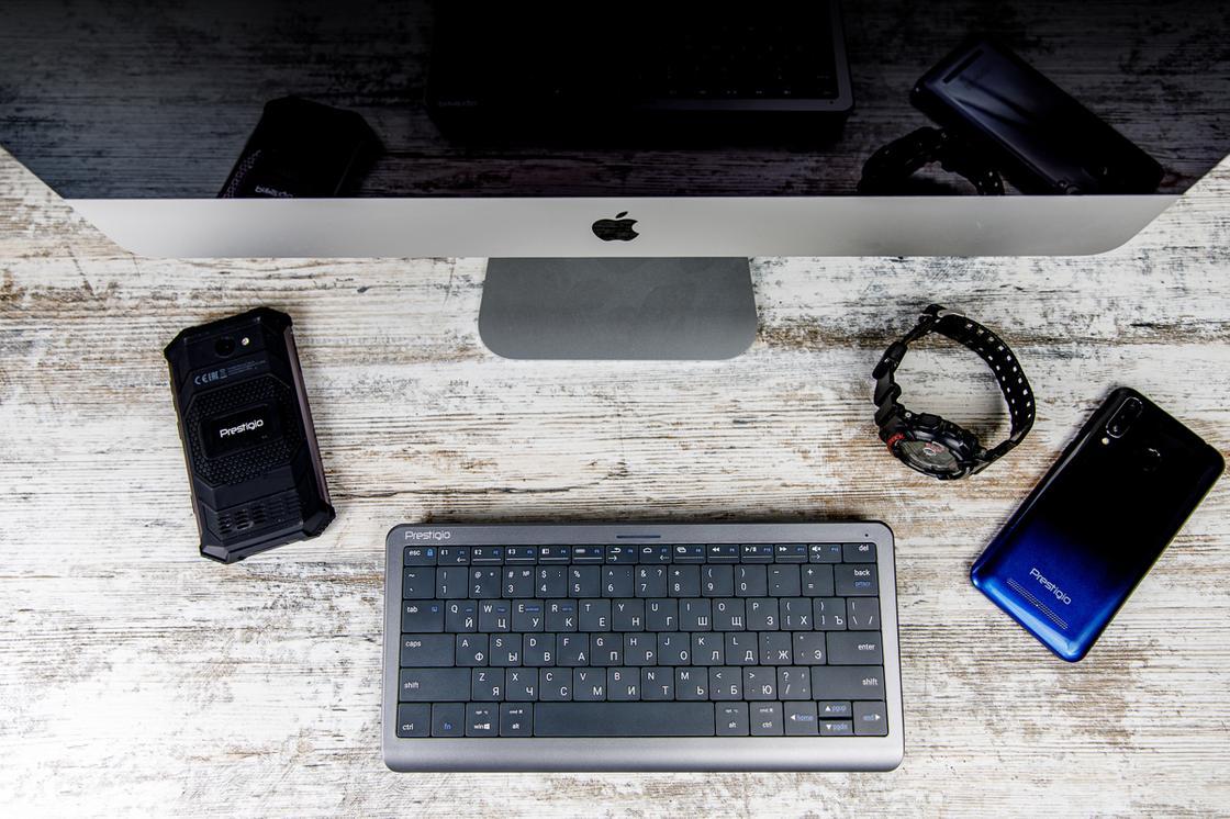 Создана первая в мире интуитивная клавиатура Click&Touch (фото)