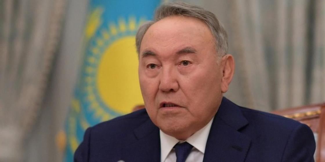 Нұрсұлтан Назарбаев. Фото: akorda.kz