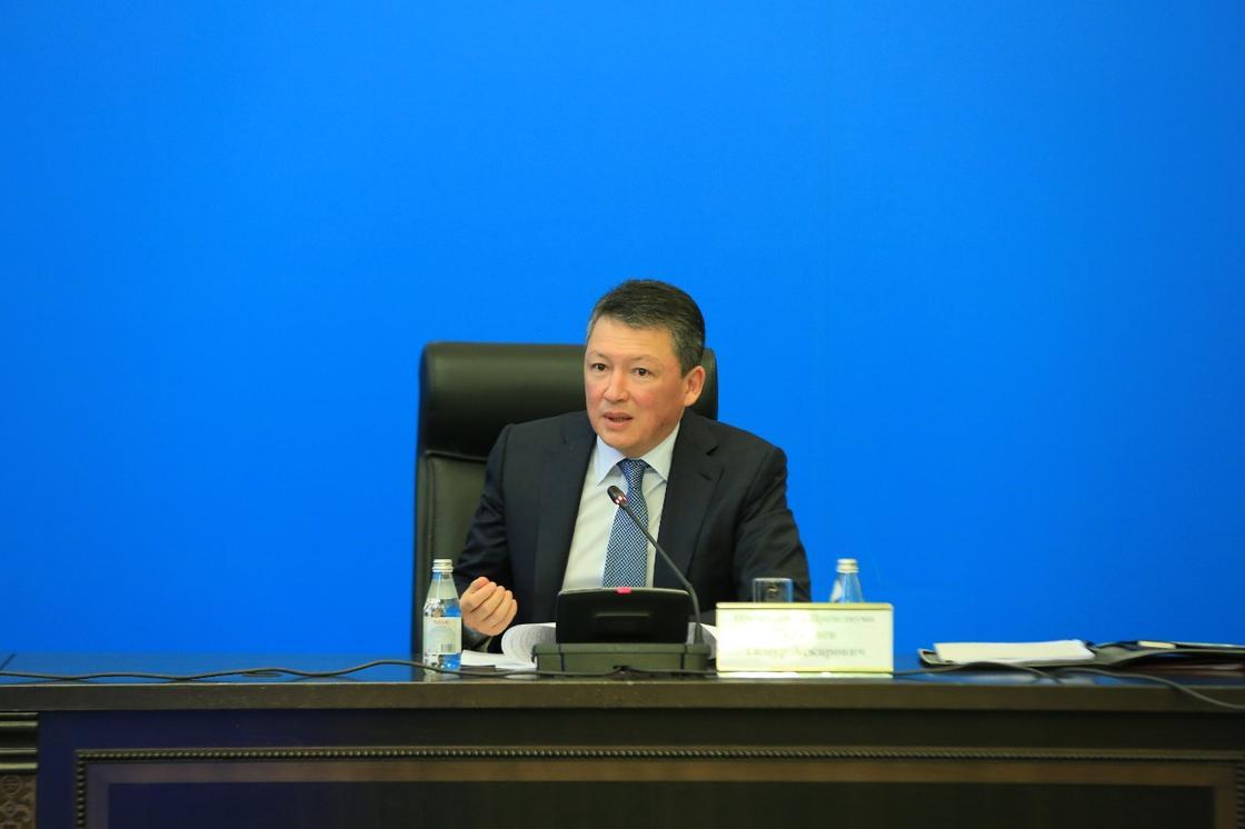 «Нужно руководствоваться здравым смыслом»: Тимур Кулибаев об изъятии земель у бизнеса